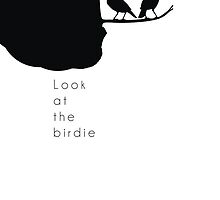 Look at the Birdie by AHakir