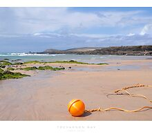 Treyarnon Bay by Andrew Roland