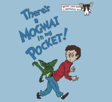 There's A Mogwai In My Pocket by pixhunter