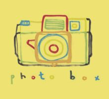 photo box by Cat Bruce