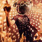 Disco Inferno by Scott Carr