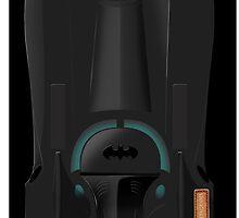 1989 Batmobile by acepigeon