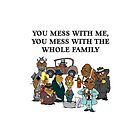The Whole Family by pixelman