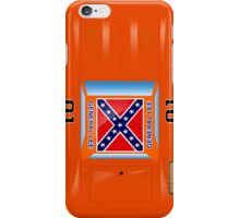 Dukes of Hazzard General Lee iPhone Case/Skin