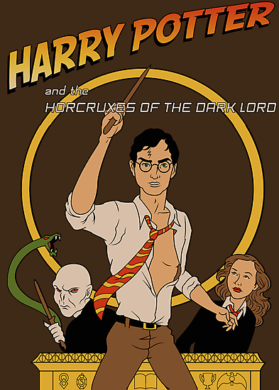 Horcruxes of the Dark Lord by mbecks114