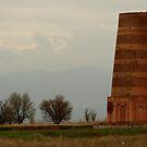Burana Tower, Kyrgyzstan by mkgolder