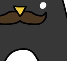 Sherlock Penguin Sticker