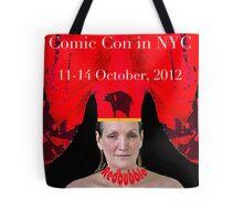 NYCC poster Tote Bag