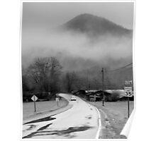 Winter Gray ... ... for joy Poster