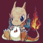 Cute Charizard by Frostwraith