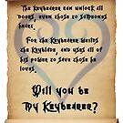 My Keybearer by Brittany Westbrook