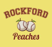 Rockford Peaches Kids Clothes