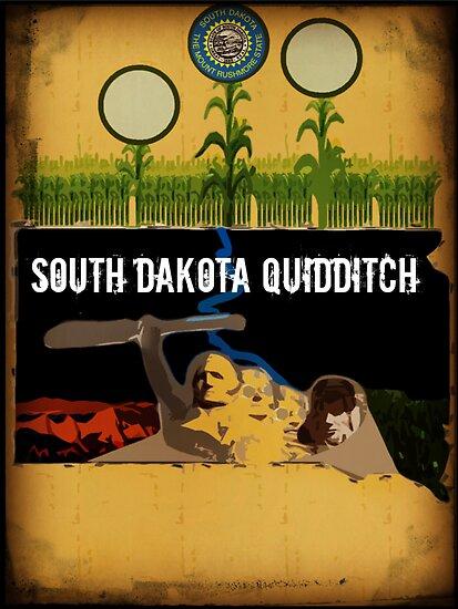 South Dakota Quidditch by IN3004