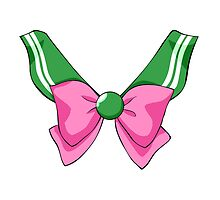 Sailor Jupiter Bow by Oshiokiyo