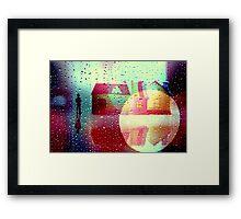 The mystery Framed Print