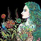 her garden by vian