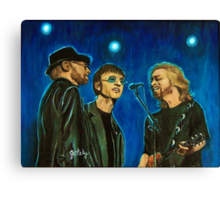 Bee Gees Canvas Print