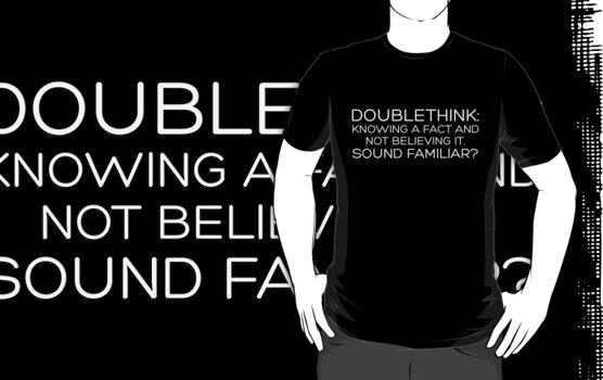 Doublethink...Sound Familiar? by MTKlima
