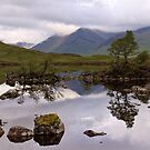 Lochan na h'Achlaise by PigleT