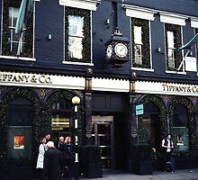 Tiffany & Co. London by Francesca Wilkins