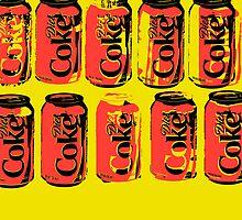 Diet Coke Can II by PrinceRobbie