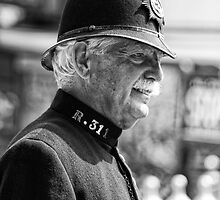 Forties Policeman by cameraimagery2