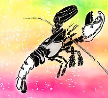 The Crayfish Star Sign by robertemerald