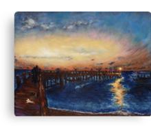 Benny Canvas Print