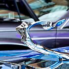 Lowrider Hood Ornament by James Watkins