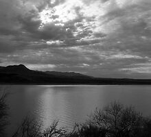 Lake Roosevelt in July by James2001