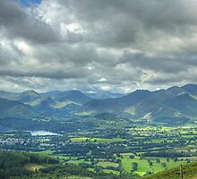Skiddaw Views by VoluntaryRanger