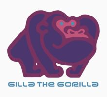 Gilla The Gorilla - PWEI by Buleste