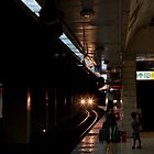 Taipei Train by AdamRussell