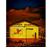 Beer Shack Photographic Print