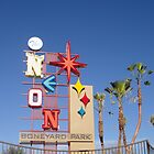 Las Vegas Neon Bone Yard by MaureenS
