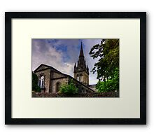 Kirk of St Nicholas Framed Print
