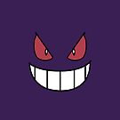 Gengar by Dazakip