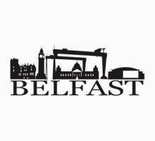 belfast city by tysonwills