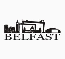 belfast city by tysonwills
