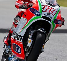 Nicky Hayden 69  by corsefoto