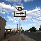 Black Cat Bar Seligman Arizona Route 66 by albyw