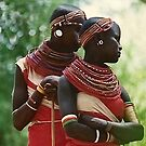 Samburu Girls by heatherfriedman