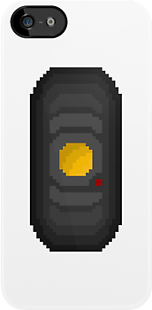 Pixel GLaDOS  by PixelBlock