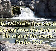 """""""Psalm 72:8"""" by Carter L. Shepard by echoesofheaven"""
