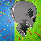 Screaming Skull by tonitiger415