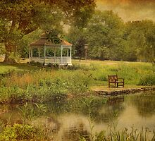 A Summer's Day In Princeton by Pat Abbott