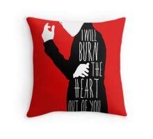 Out of you.  Throw Pillow