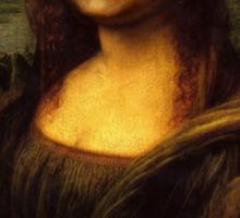 Bill Murray as Mona Lisa Sticker