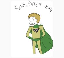 Soul Patch Man by lordofcats