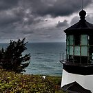 Cape Meares Lighthouse Oregon by carmstrong